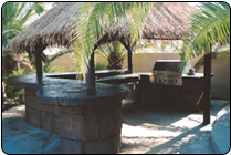 Tropical Pools Designs Can Create The Perfect Outdoor Kitchen And You Enjoy Culinary Experience All Year Round